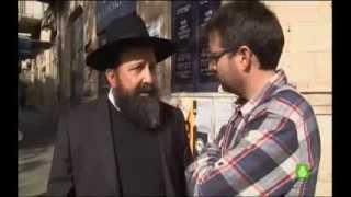 Judíos ultraortodoxos en Jerusalén