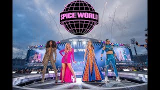 Spice Girls LIVE 2019 Manchester - HIGHLIGHTS