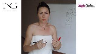 Свадебный маникюр на коротких ногтях. Календарь невесты:важные советы (Часть 3/4) / Wedding manicure