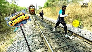 Subway Surfers in Real Life 2