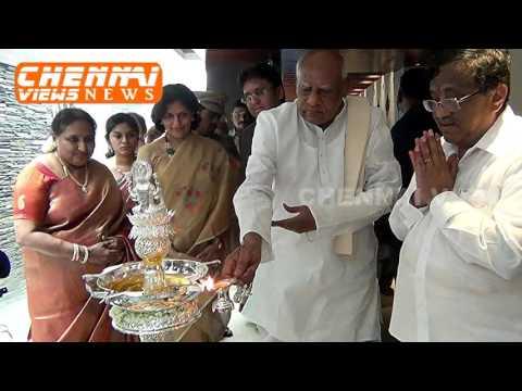 hamsa Ultra Luxurious Fine Dining Vegetarian Restaurant Inauguration in Chennai