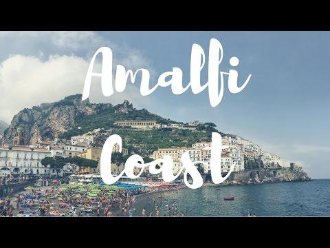 CAMPANIA - ITALY 2016 | VLOG 11: AMALFI COAST & POMPEI | LIVEELSI TRAVELS