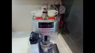 Обзор кофемашины Delonghi Magnifica ECAM 22.36