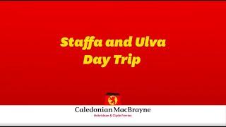 Gambar cover CalMac Adventures - Staffa & Ulva