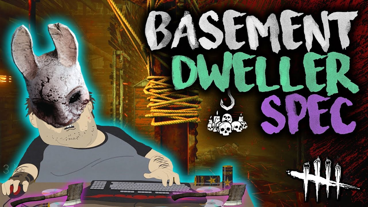 basement dweller spec dead by daylight with hybridpanda basement rh youtube com