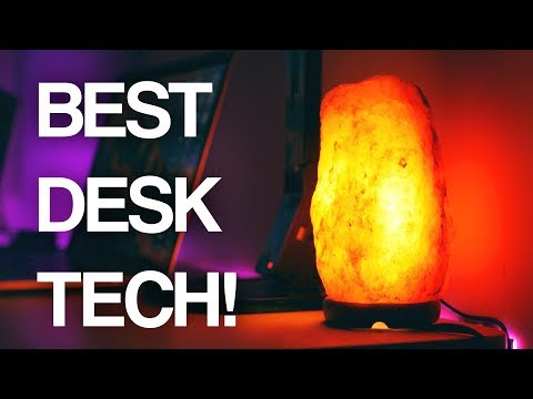 5 Cool Desk & Setup Tech!