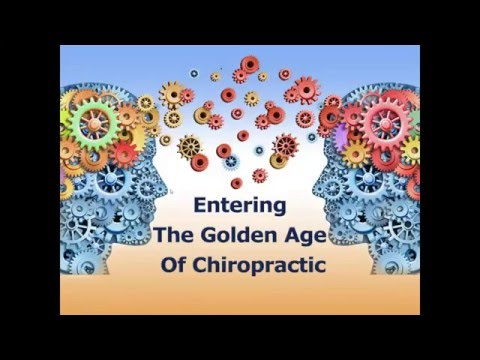 Dr. Bob Hoffman- Entering the Golden Age of Chiropractic