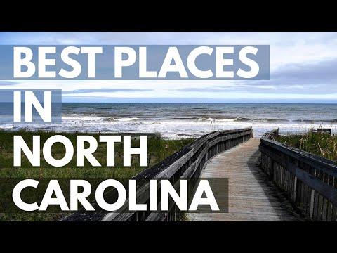 10 Best Travel Destinations in North Carolina USA