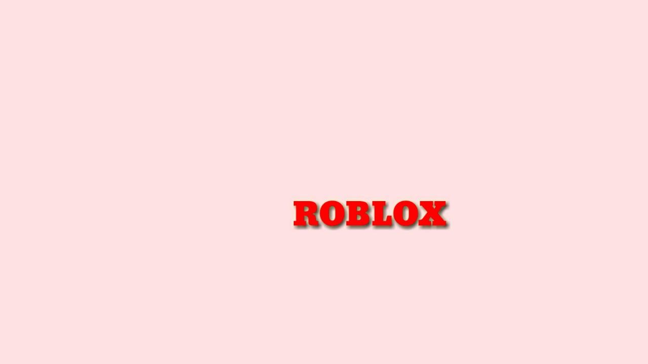 Pink Roblox Logo Aesthetic Roblox Girl Pictures Aesthetic Roblox Outfits For Girls Aesthetic Freak Youtube
