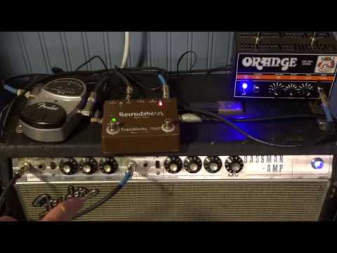 Channel Switching A 68 Fender Bassman With Marshall Mod