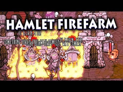 MAKING FIRE FARMS GREAT AGAIN | Hamlet Beta | Don't Starve