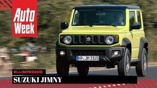 Suzuki Jimny - AutoWeek Review