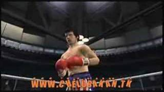 Rocky III Story Game