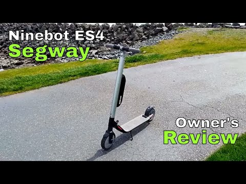 Ninebot ES4 By Segway - Review