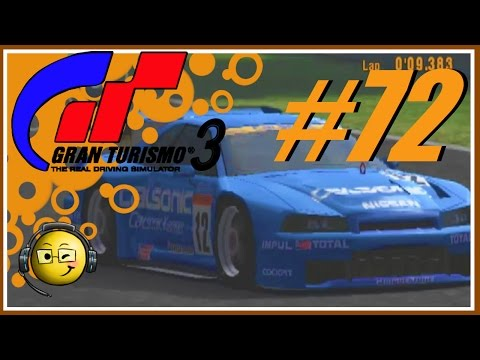 Let's Play Gran Turismo 3: Aspec Part 72: Grand Valley Speedway 300 Km Endurance (Calsonic Skyline)
