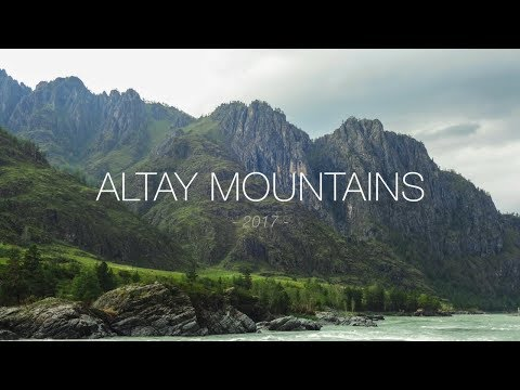 ALTAY MOUNTAINS / RUSSIA