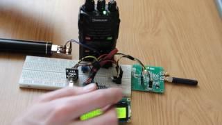 ADF4351 Arduino