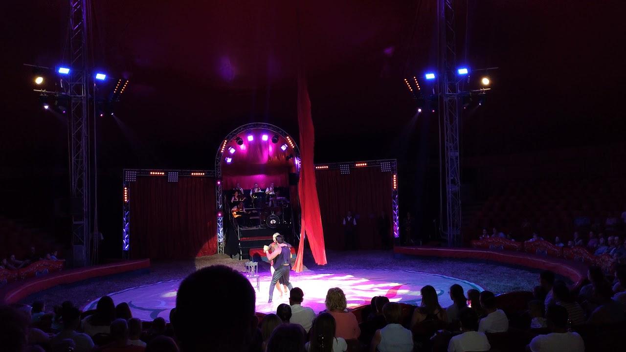 Ambra & Yves Nicols - Magyar Nemzeti Cirkusz