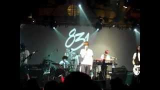 最後的8/31 Legacy 八三夭2012 [最好的結局]命運演唱會 [完美落地.超級偶像]