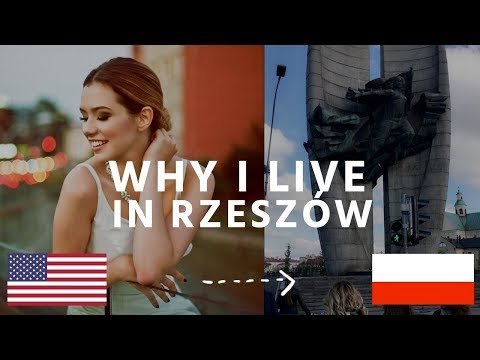 Why I left the United States for RZESZÓW?
