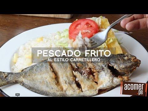 COMO HACER PESCADO FRITO PERUANO - COMIDA PERUANA - ACOMER.PE