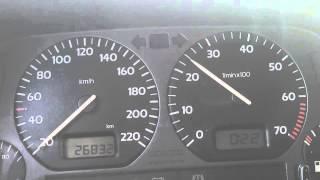 неисправность ДПДЗ двиг 1.8 ABS 90л.с