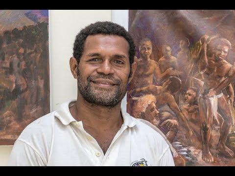 Solomon Islands: Interview with Brian Feni