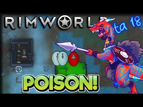 Blighted Blood Machines – Rimworld [Beta 18] Extreme Tribal Gameplay – Let's Play Part 16