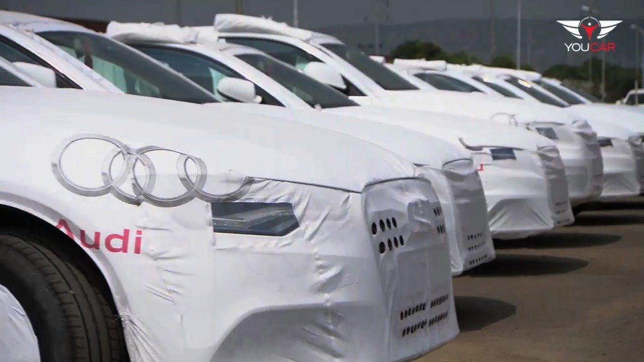 10 Audi A10 - Production in India | audi car manufacturing plant in india