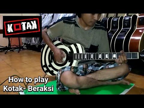 Guitar Tutorial .Kotak-BERAKSI