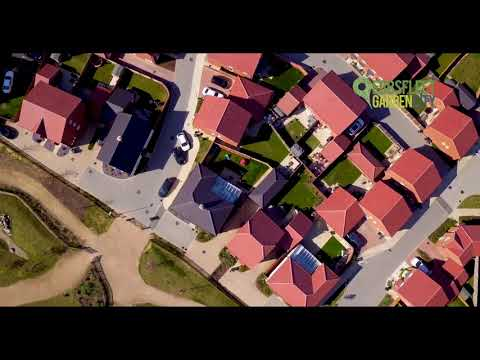Ebbsfleet Garden City from above
