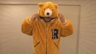 【超高額】トミーが可愛いクマさんのお洋服を買いました!
