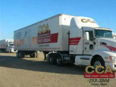 C C A Truck Driver Training Ltd - Calgary