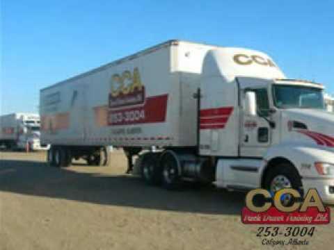 C C A Truck Driver Training Ltd - Calgary
