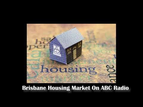 The Brisbane Housing Market On The Radio