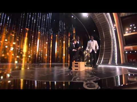 2016 Oscars  Jacob Tremblay