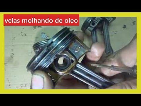 MOTOR FUMANDO BAIXANDO OLEO DE MOTOR APRENDA RESOLVER SEM TIRAR O MOTOR DO LUGAR