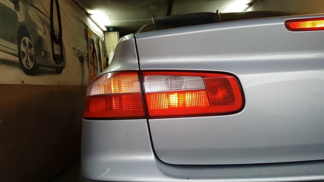 Plen Reanult Repairing Most Often Rear Lamps Problem