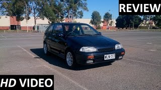 1994 Suzuki Swift GTi Review