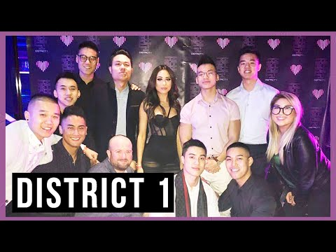 MELBOURNE NIGHT CLUB GRAND OPENING! // DISTRICT 1 VLOG