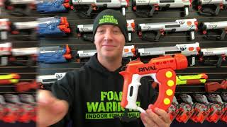Nerf Rival Flex Review