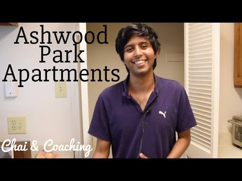 Ashwood Park Apartments - Dallas, Texas | UT Dallas Student Housing | McCallum Boulevard