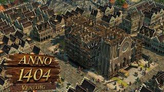 Let's Play Anno 1404 Venedig #003 Siedlungsaufbau