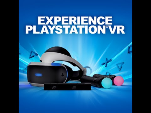 PLAYSTATION VIRTUAL REALITY GIVEAWAY & MUCH MORE -