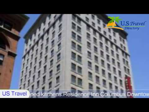 Residence Inn Columbus Downtown - Columbus Hotels, OHIO