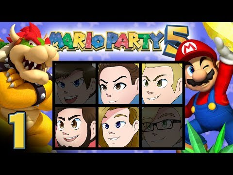 Mario Party 5: WA HA HA - EPISODE 1 - Friends Without Benefits