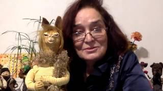 Татьяна Акинфиева  Как сделать санки для куклы