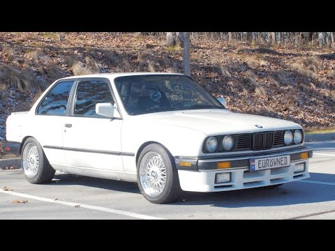BMW E30 Car Review!-German Perfection?