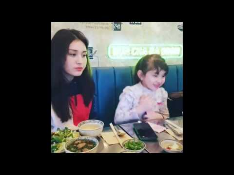 170413 Evelyn instagram updated with Somi (2 parts)