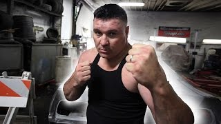 Inside The Underground World Of Bare-knuckle Boxing